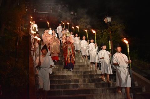 草津温泉感謝祭①