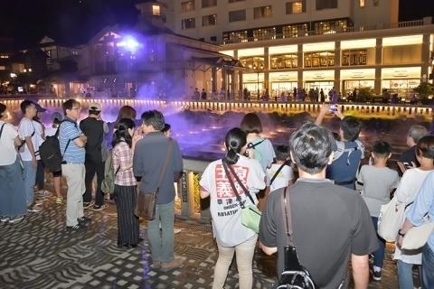 草津温泉「夜景散策」