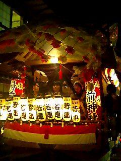 湯前神社秋季大祭